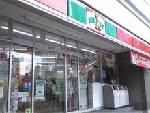 サンクス江戸堀1丁目店