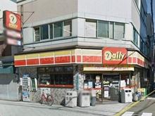 デイリーヤマザキ浪速桜川岡本酒販店