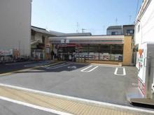 セブンイレブンJR徳庵駅店